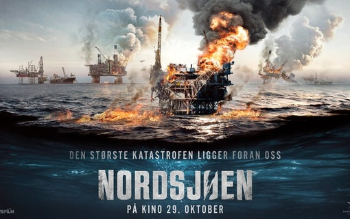 Slående trailer till norska storfilmen Nordsjön