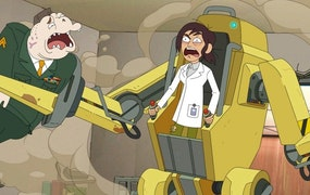 Inside Job. Foto: Netflix