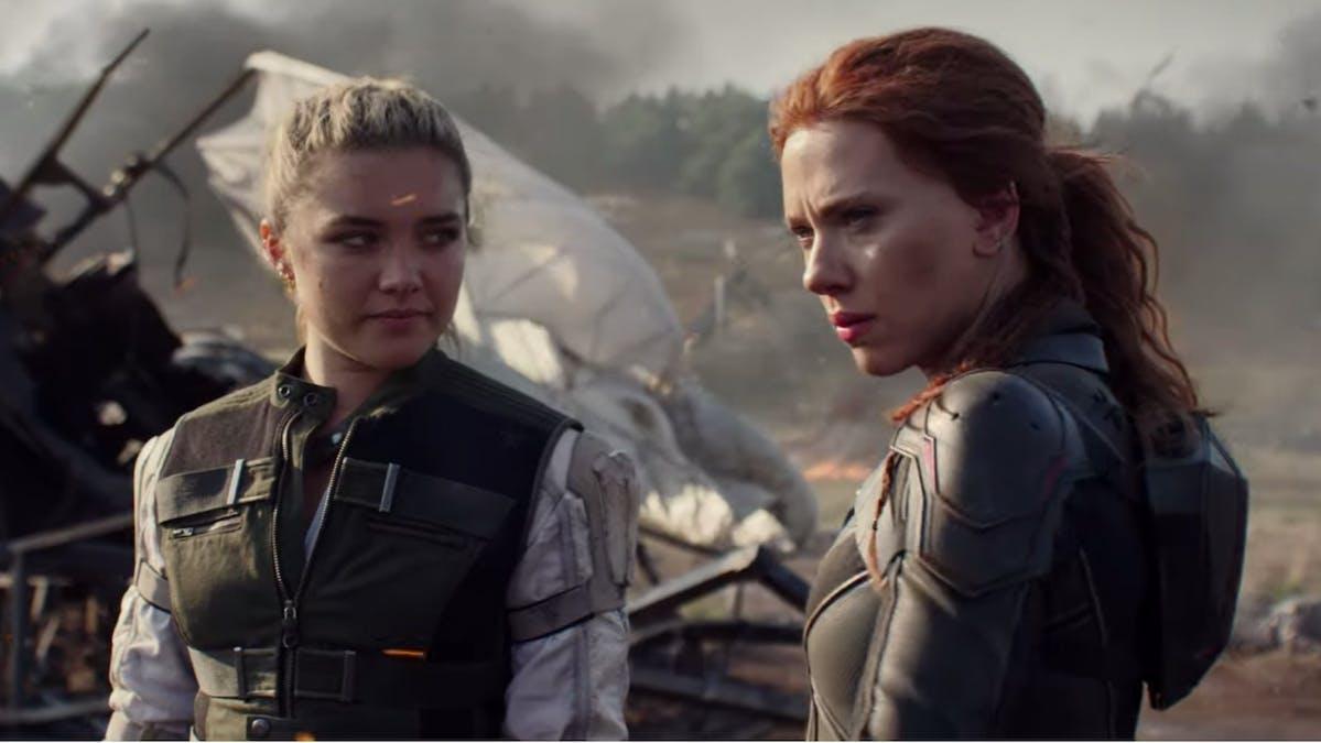 Scarlett Johansson - Marvel