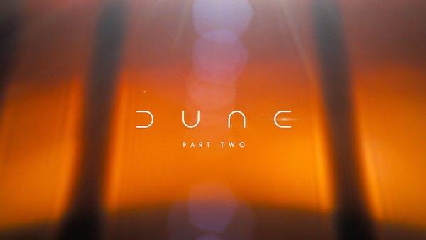 EXTRA: Dune Part Two är bekräftad!