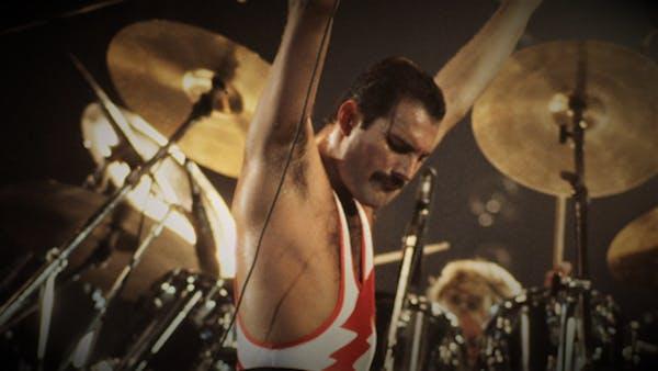 Streama Freddie Mercury: The King of Queen