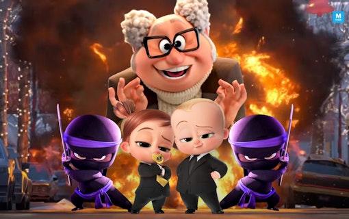 Recension: Baby-Bossen 2: Familjeföretaget