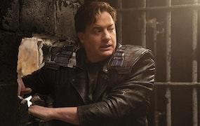 Brendan Fraser spelar skurk i Batgirl