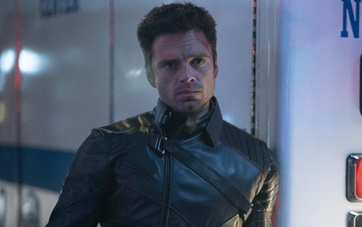 Sebastian Stan som Bucky Barnes