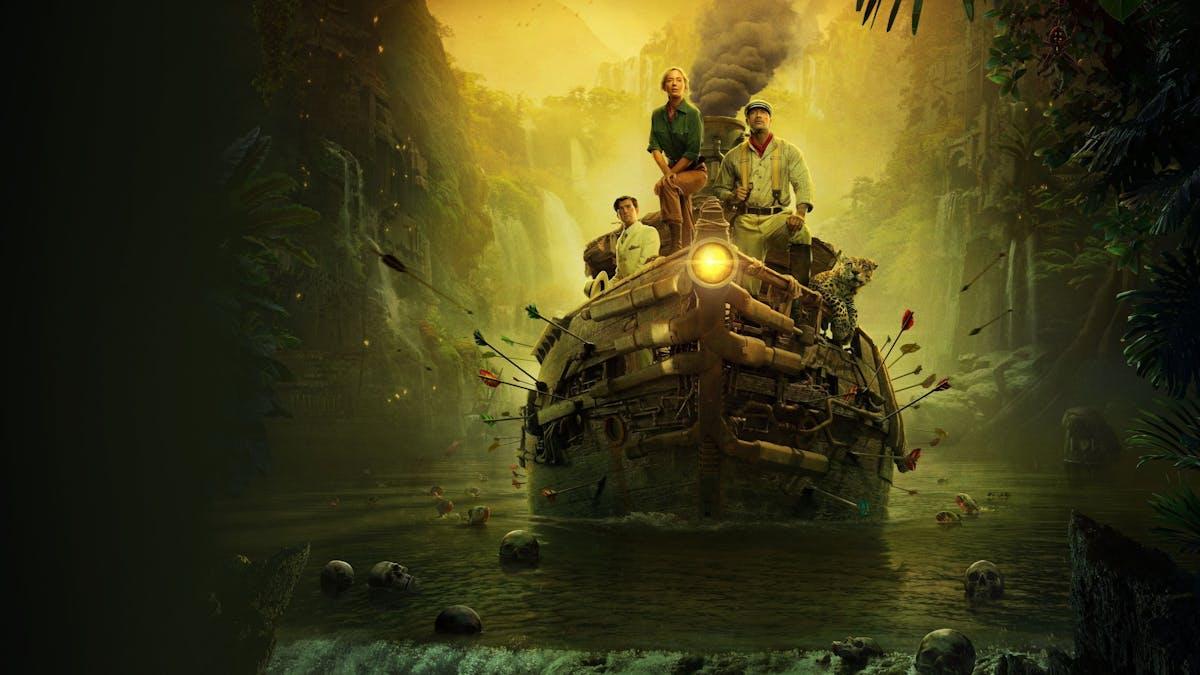 Så bra är Jungle Cruise