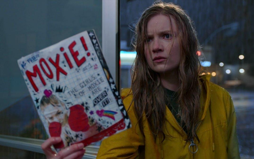 Magplask för stjärnans Netflix-film
