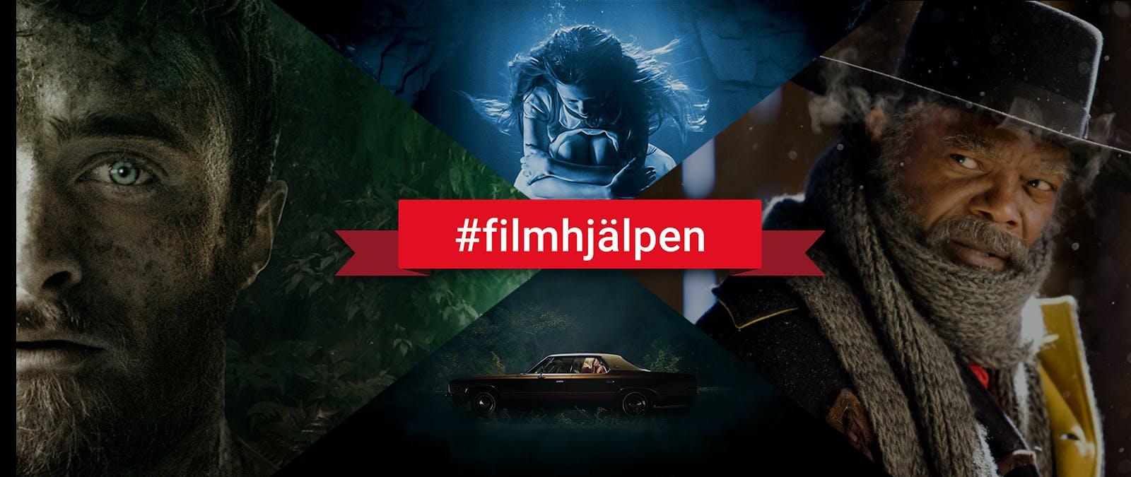 #filmhjälpen – Här är helgens filmtips!