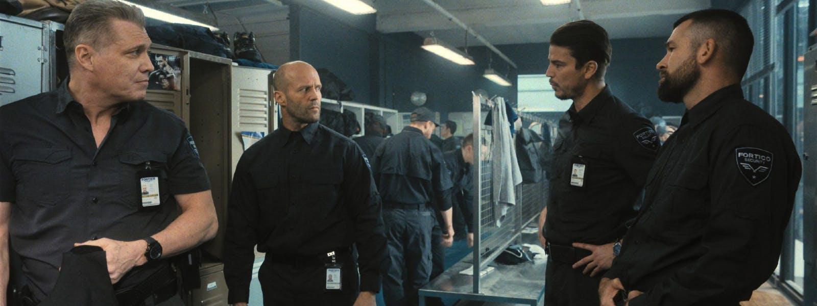 Så bra är Statham i Guy Richies nya film!