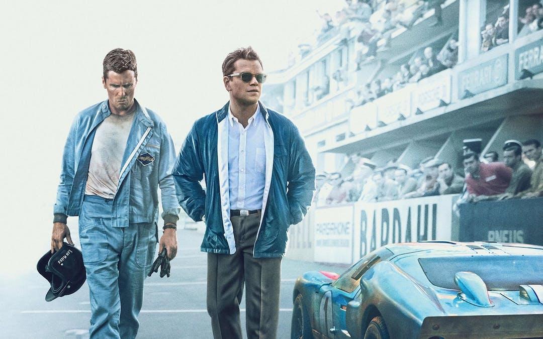 """EXKLUSIVT: Christian Bale & Matt Damon om """"Le Mans '66"""""""